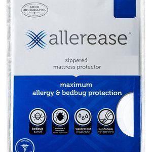 AllerEase Zippered Twin XL Mattress Protector